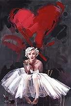 Marilyn Monroe poster 60 x 90 cms