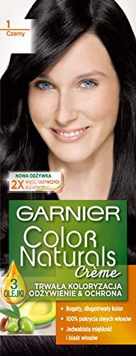 Garnier Color Naturals Haarfärbemittel 1 Schwarz 1 Stück