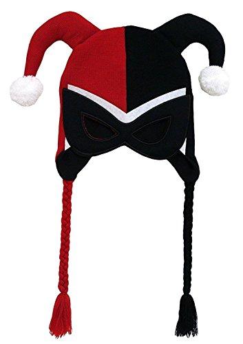 417SoP410CL Harley Quinn Baseball Caps