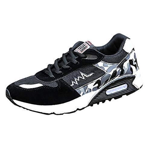 Shinehua Schoenen, heren, ademende sneakers, lichte gymschoenen, sportieve tennisschoenen, vrijetijdsschoenen, modieus, straatloopschoenen, wandelschoenen, antislip, sportschoenen, zomerschoenen