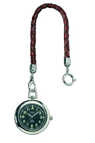 Regent 11280007- Orologio da taschino con cordicella e borsa