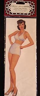 Ava Gardner Collector's Cutout Paper Doll Set (Shackman Collection)