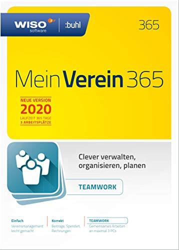 WISO Mein Verein 365 - Teamwork (aktuelle Version 2020) | Teamwork | PC Aktivierungscode per Email