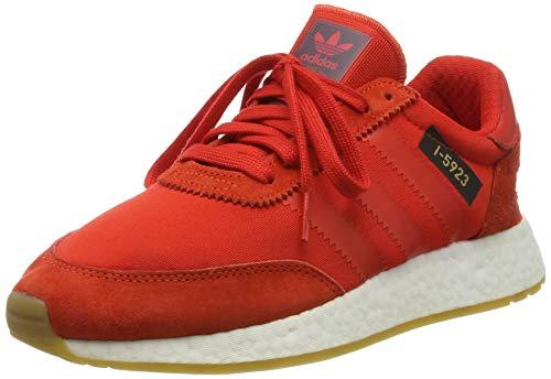 Adidas I-5923, Zapatillas de Deporte para Hombre, Blanco (Ftwbla / Gum3 000), 44 EU