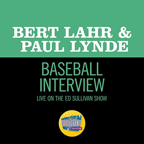 Bert Lahr & Paul Lynde