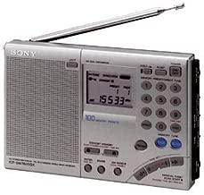 SONY ICFSW7600GR Sony ICF-SW7600GR - Portable radio - gray