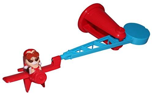 Tapes4you Looping Louie Flugarm Kranarm mit Flugzeug und Aufkleber Hasbro Ersatzteil Edition 2015