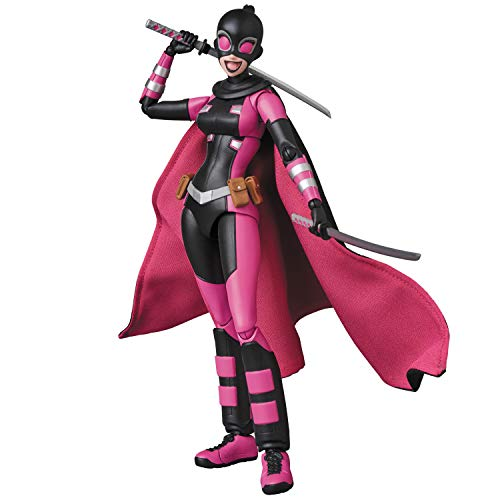 MAFEX EVIL GWENPOOL-Evil Gwenpool-Marvel Comic Action Figure No. 083