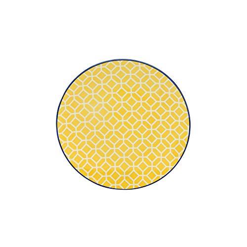 Creatable Speiseteller Mediterran zu 17362 (Curry)
