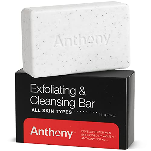 Anthony Exfoliating and Cleansing Bar