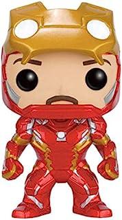 Marvel Figura-Pop-Pop-Iron-Man-Unmasked