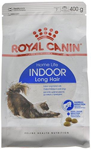 Royal Canin Pelo Largo Interior 35 Alimentos para Gatos, 0.4 kg