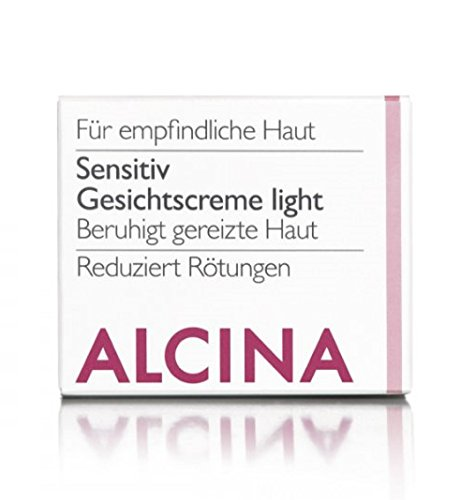 Alcina S Sensitiv Gesichtscreme light 50 ml