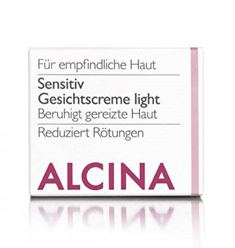 Alcina S Sensitiv Gesichtscreme light 50 ml