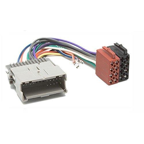CARAV 12-042 ISO Radio Adaptateur Câblage Harnais connecteur Laisse Loom Câble Adaptateur Prise stéréo