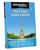 WONDERBOX Caja Regalo - Tres DÍAS por Europa - Dos Noches con desayunos a...