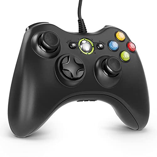 ETPARK Controller für Xbox 360 USB Wired Controller für Microsoft Xbox 360 PC Windows7/8/10/ XP Ergonomisches Design Gamepad Joystick