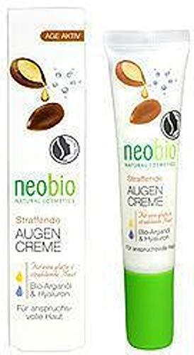 neobio - Straffende Augencreme - 15 ml
