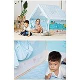 YYFZ Tienda de campaña niños para Interior y Exterior, Tienda de campaña para niñas de Interior para niños, bebés, niños y niñas, casa de Juegos, Tienda de campaña de Princesa, Regalo de cumpleaños