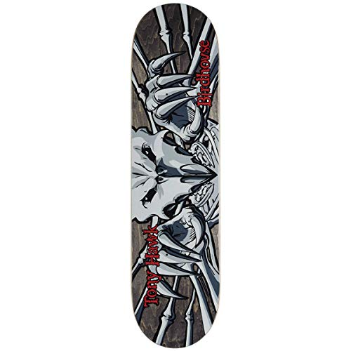 "Birdhouse Tony Hawk Falcon 3 Skateboard Deck - Black - 8.00"""