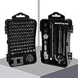 UXZDX Set de Destornillador de precisión para Herramientas de reparación de tabletas Teléfonos móviles Mini Destornilladores bits