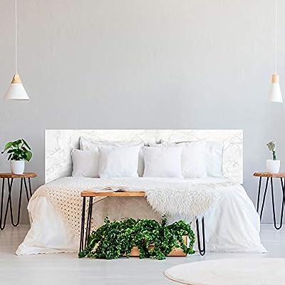 ✅ Cabecero efecto marmol para cama. Impreso en PVC de 3mm y disponible en diferentes tamaños. Diseños originales e innovadores. Calidad profesional garantizada. ✅ Cabecero para cama fabricado con impresión directa en PVC de 3mm. El diseño elegido es ...