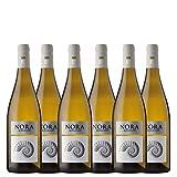 Vino blanco Nora | Pack 6 botellas | Vino Albariño