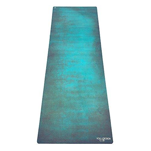 The Combo Yoga Mat. Luxurious, Non-Slip, Mat/Towel Designed...