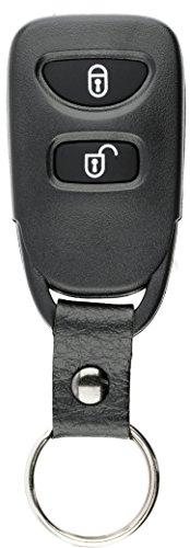 KeylessOption Keyless Entry Remote Control Car Key Fob Clicker Alarm for 2014-2017 Hyundai Accent (FCC ID: TQ8-RKE-4F14)