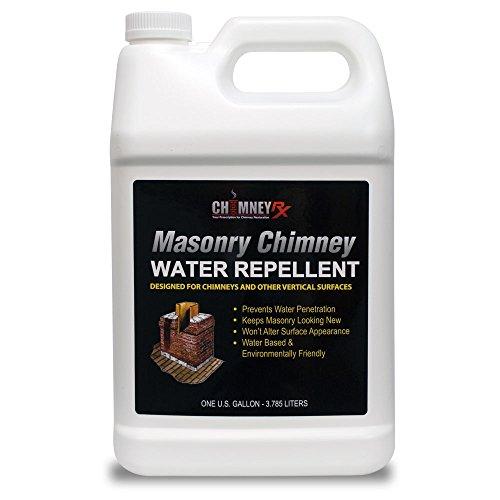 ChimneyRX Masonry Chimney Water Repellent, 1 Gallon
