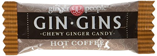 Ginger People Hot Coffee Ginger Chews - 2lb bag