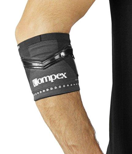 Compex Trizone Codera, Unisex, Negro, XL