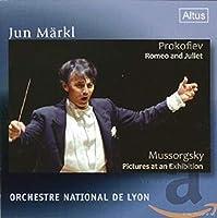 プロコフィエフ:「ロメオとジュリエット」、ムソルグスキー:組曲「展覧会の絵」 (Prokofiev: Romeo and Juliet, Mussorgsky: Pictures at an Exhibition / Jun Markl, Orchestre National De Lyon)