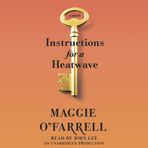 Instructions for a Heatwave audiobook cover art