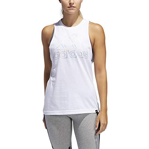 adidas - Camiseta Deportiva para Mujer