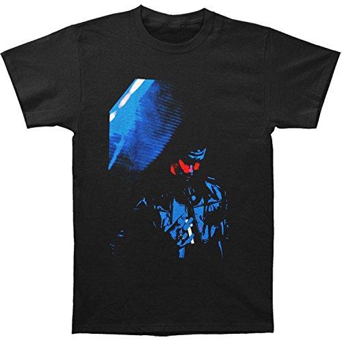 Weeknd Men's Starboy P1 T-Shirt XX-Large Black