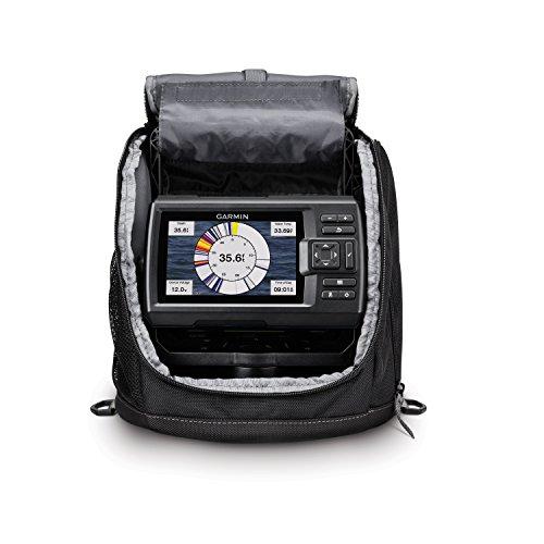 Garmin STRIKER Plus 5 Ice Fishing Bundle With GT8HW-IF Transducer
