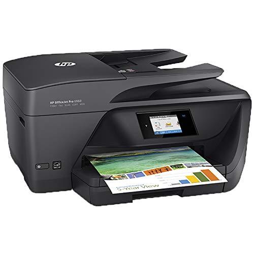 LINLIN WiFi: Dispositivo multifunción de inyección de Tinta de la Impresora (impresión, escaneo, Copia, WiFi, dúplex, impresión de CD/DVD, 4 Colores, A4) Negro