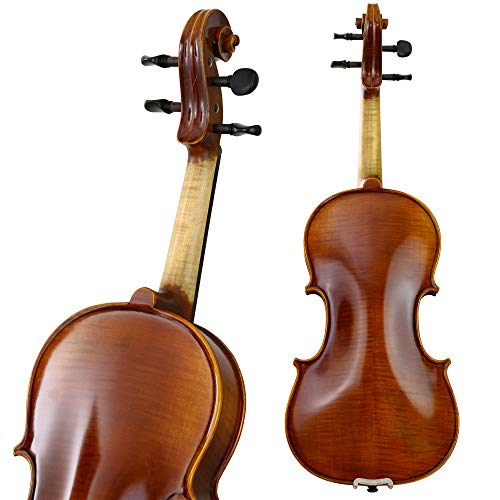 Antonio Giuliani Primo Violin Full Size (4/4) Bundle By Kennedy...