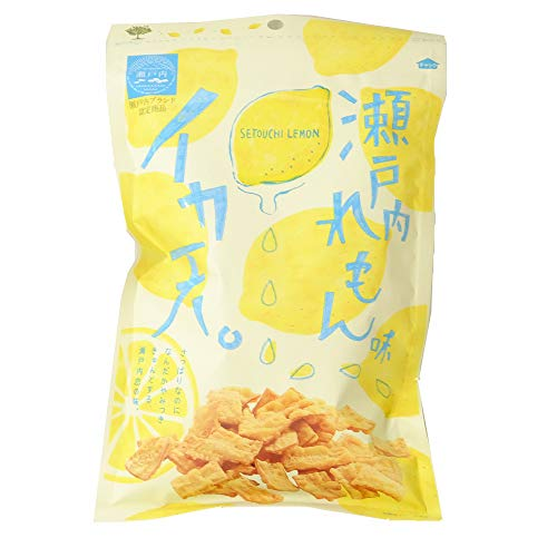 まるか食品 瀬戸内レモンイカ天 80g