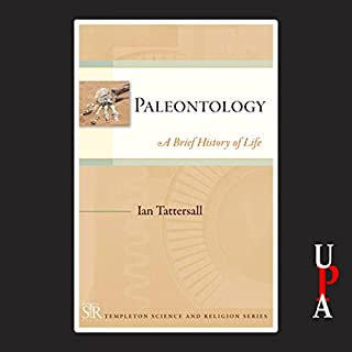 Paleontology cover art