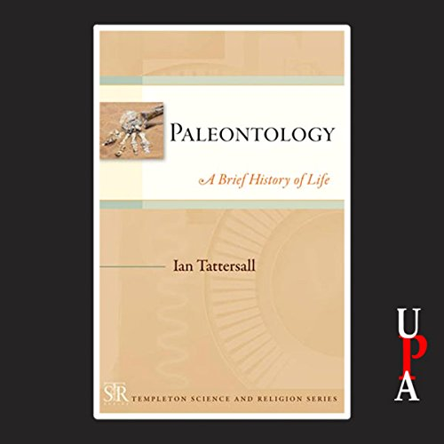 Paleontology audiobook cover art
