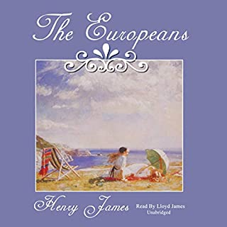 The Europeans cover art