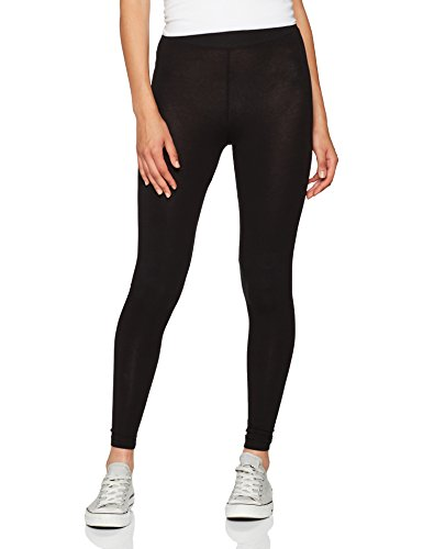 ONLY Damen 15131588 Leggings, Schwarz (Black Black), 40 (Talla del Fabricante: Medium)