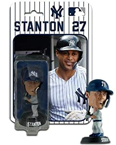 SP Images Giancarlo Stanton Yankees Imports Dragon Bobblehead Figure