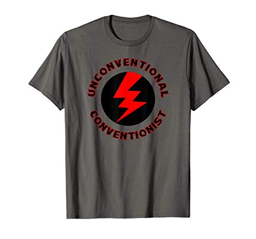 The Rocky Horror Picture Show Unconventional Conventionist T-Shirt