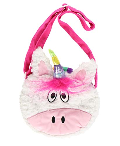 LazyOne Critter Purses for Girls, Cute Handbags for Kids - Multicoloured - One size