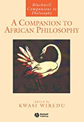 A Companion to African Philosophy - Kwasi Wiredu Book Cover