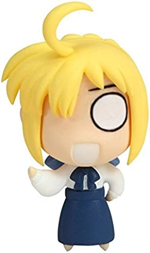 gran descuento Exhausted figure strap Fate Grand Order Order Order azul Saber height approx. 35 mm pre-painted completed figure strap by Berfin  barato