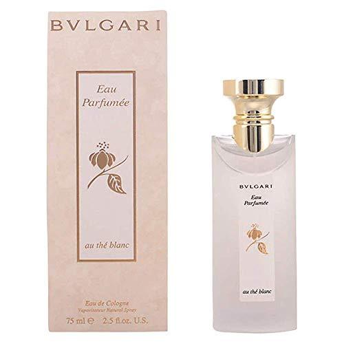 Bvlgari Au The Blanc - Agua de colonia, 75 ml (0783320472503)
